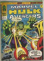 Hulk and the Avengers #209 : Vintage Marvel Comic : September 1976