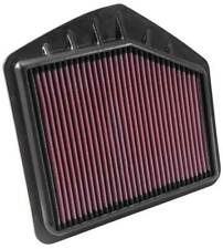 K&N 33-5021 Replacement Air Filter for 15-19 Genesis G80 G90 5.0L V8 & 3.3L V6