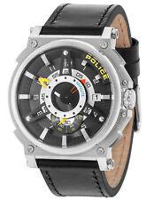 Police señores reloj pulsera Compass negro pl15048js.61
