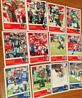 2019 Score Football NFL Base Singles (Complete your set pick card) 201-330 BH