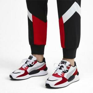 Puma rs 9.8 space junior trainers size uk 3 and uk 5.5