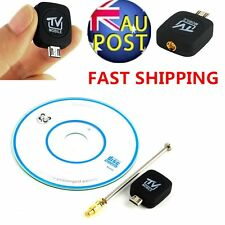 NEW Mini Micro USB DVB-T Digital Mobile TV Tuner Receiver for Android 4.0-5.0 KO
