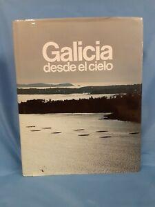 Galicia desde el cielo,bird's eye pictorial, hardcover, Spanish language, 210420