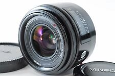 Minolta AF 28mm f/2.8 A Mount Lens for Sony/Minolta [EXC++] F/S From Japan