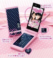 DOCOMO FUJITSU F-06D GIRLS NICOLA JAPANESE PHONE CELL PHONE KEITAI UNLOCKED NEW