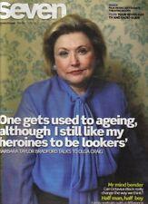 Barbara Taylor Bradford on Magazine Cover September 2009