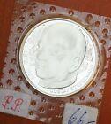 1978 D Germany 5 Mark KM# 147 Silver Proof Coin Birth of Gustav Stresemann FDC
