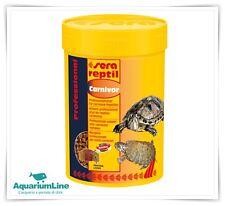 Sera Reptil Professional Carnivor 250ml - Mangime,cibo per Tartarughe Acquatiche