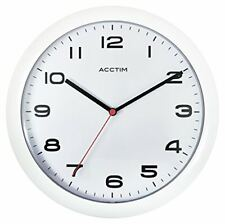 Acctim 92/301 Aylesbury Horloge murale Blanc