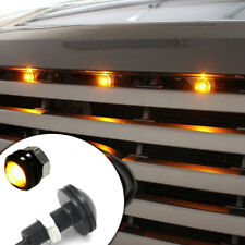 3pcs Ford SVT Raptor Style LED Amber Grille Lighting Kit Universal Fit Truck SUV