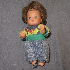 817B Mattel China 1976 Puppe Kind Modell: 11 cm TROPICAL Boy