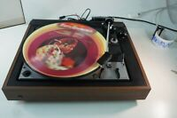 Dual 1225 Plattenspieler Turntable Automat Haube defekt Record Player