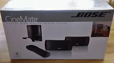 ~ORIGINAL OWNER And BOX~ Bose CineMate Digital Home Theater Speaker System!