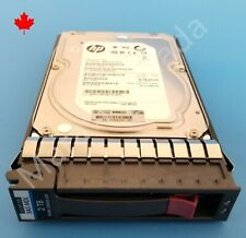 """HP 3.5"""" 2TB 7.2K 7200RPM 6G SAS Hard Drive HDD MB2000FCWDF 695507-002 508010-001"""