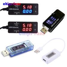 Rilevatore di USB Voltmetro Amperometro LCD Capacità di alimentazione corrente Metro Tester Della Batteria