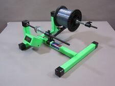 Super Spooler Line Holder/Winder + Digital Line Counter in Green