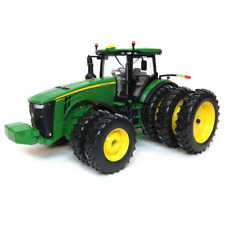 Ertl 1:16 Scale John Deere 8400R Prestige Series 4WD Tractor w/ Triples #LP66180
