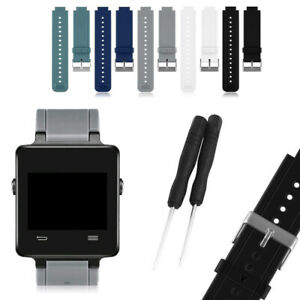 Replacement Watch Band For Garmin Vivoactive Bracelet Smart Wristband W Tool P