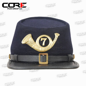 Us civil war union 7th Connecticut Volunteers kepi All Sizes Available !