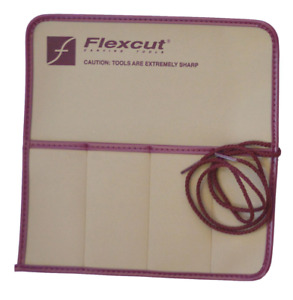 Flexcut KN00 Pocket Knife Roll