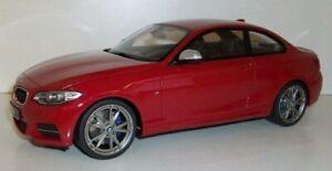 GT Spirit 1/18 Scale - GT039 BMW M235i red