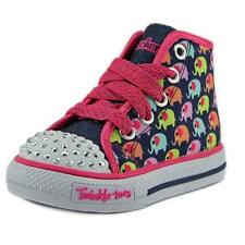 Girls Canvas Wide Baby Shoes