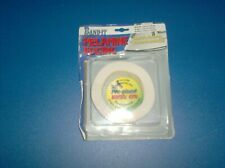 Band-It Melamine Edging white 3/4 in x 25 ft pre-glued iron on