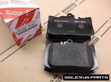 Lexus GS350 GS200T (RWD/ F Sport ) (2013-2017) OEM FRONT BRAKE PADS 04465-30491