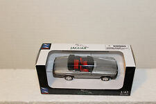 NEW-RAY DIECAST- 1988 XJ-S.V12 Jaguar Convertible 1:43 SCALE