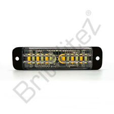 Britalitez Grille/Directional 12-LED Dual Colour Warning Light 12/24V