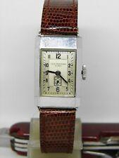MONTRE école d'horlogerie de Paris LIP T18 vers 1940-1950 vintage lip