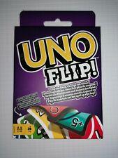 UNO Flip Kartenspiel Mattel Games  Deutsche Sprachversion Ab 7 Jahren OVP