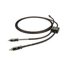 Silent Wire Serie 8 mk2 Subwooferkabel Cinch RCA 2m,3m,5m,8m,12m,15m