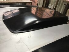 LH LX TORANA  FIBREGLASS BONNET SCOOP and stainless steel bolts