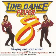 V/A - Line Dance Fever 8 (UK 20 Track CD Album)