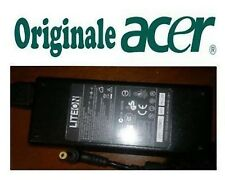 Caricabatterie alimentatore Acer Travelmate 5510 series ORIGINALE 90W 19V 4.74