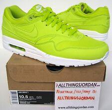 Nike Air Max 1 ATOMIC GREEN Tennis Ball air max day anniversary qs alife agassi
