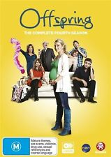 Offspring - The Complete Fourth Season - Nina NEW R4 DVD