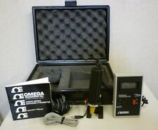 Omega OS-600 Infrared Pyrometer Thermometer, 0-500F / 0-260C with Accessories
