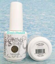GELISH by Hand & Nail Harmony 0.5 oz gel polish # 01323 - 01370 ~ Pick Color NEW