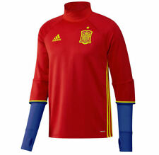 Spanien Trainingstop Sweatshirt Adidas Größe S Neu UVP 79,90 Euro Climacool h
