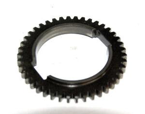 Yamaha SR500 2J4 zahnrad hinter kupplung treibt ölpumpen zahnrad an oilpump gear