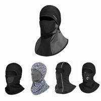 RockBros Winter Cycling Face Mask Headgear Outdoor Sporting Windproof Cap Black
