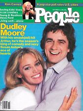 People Magazine September 14, 1981 Dudley Moore Susan Anton Kim Carnes NO LABEL