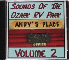Sounds of the Ozark RV Park Volume 2 ~ Bluegrass ~ Gospel ~ CD ~ New ~ 2014