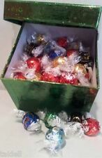 100 LINDT BALLS - IN A GIFT BOX! LOTS OF FLAVOURS