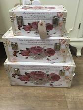 Set Of 3 Storage Boxes
