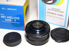 Helios-44m-7 2/58mm M42 Mount, year of production: before 1990