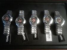"Lot of 5 New Fossil Remix Home Depot ""Homer Award"" Mens Watches"