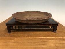 """Handmade Mame Or Shohin Size Bunjin Style Bonsai Tree Pot 1st Gen Yamaaki 5 1/4"""""""